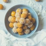 Very Banana Bliss Balls